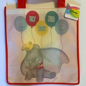 NWT DISNEY DUMBO tote bag